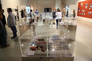 160915_ conferenza stampa al Mambo per la mostra Gradi di Libertà in collaborazione con la Fondazione Golinelli. Fotografo: BENVENUTI