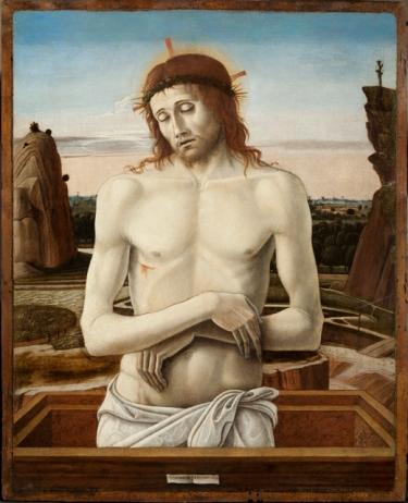 Giovanni Bellini, Imago Pietatis