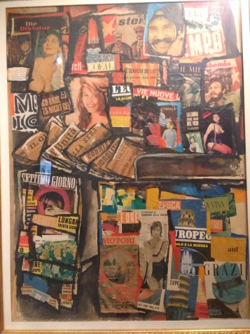 Mimmo Rotella, Décollage.