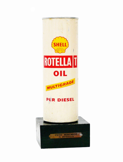 rotella-oil