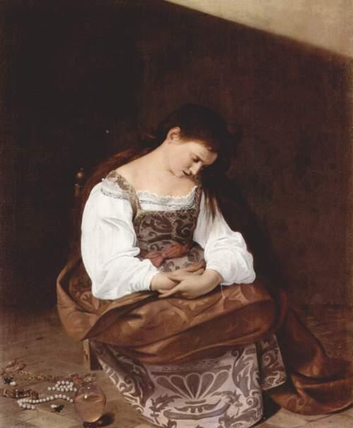 Maddalena penitente_Caravaggio_063