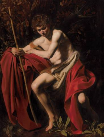 San Giovanni Battista (1604), The Nelson-Atkins Museum of Art, Kansas City,