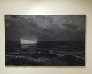 Ruprecht von Kaufmann, Schiffbruch mit Wolf